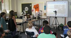 How Are You Connecting Your Students with the World? Skype in the Classroom | Edutopia