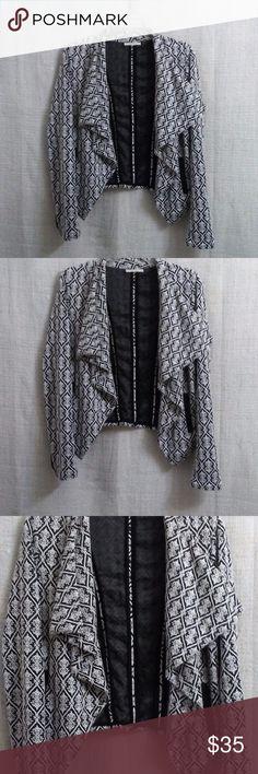 "41 Hawthorne Damask Jacket- Medium Euc, no flaws Shoulders-2"" Length 20"" Bust 21 Sleeves 24 41 Hawthorne Jackets & Coats"