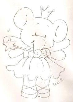 elefantinha | elephant fairy