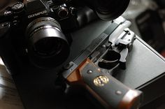 Cameras and steel?