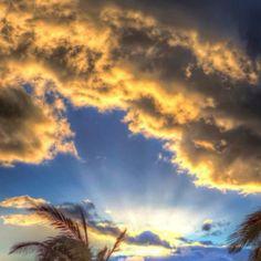 Maui sky by Mike Neal