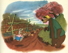 Song of the South Uncle Remus Stories Disney Songs, Best Disney Movies, Disney Art, Disney Pixar, Walt Disney, Disney Stuff, Disney Characters, Bear Songs, Uncle Remus
