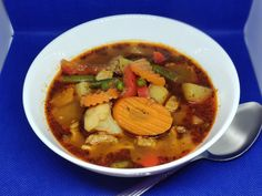 LC polévky :: Lowcarb-lucca Lucca, Thai Red Curry, Low Carb, Ethnic Recipes, Food, Essen, Meals, Yemek, Eten