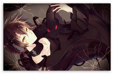 Anime Boy with Snake HD desktop wallpaper : Widescreen : High Definition : Fullscreen : Mobile