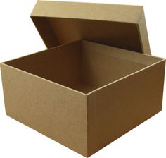 These rigid white gift boxes are perfect for packaging candles ...