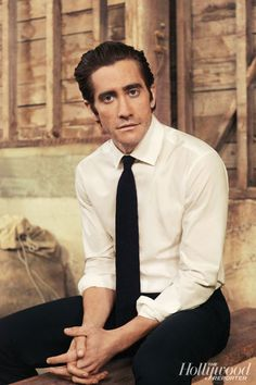 Jake Gyllenhaal, photo by Ruven Afanador
