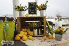 Bodas de Cuento { Wedding Planners }: Una boda con aire de campo (en la ciudad) #cuentibodas
