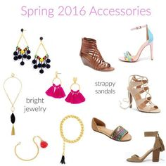 Affordable Spring Accessories | Under $55 - Beauty With Lily