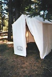 Shower/Latrine Tents