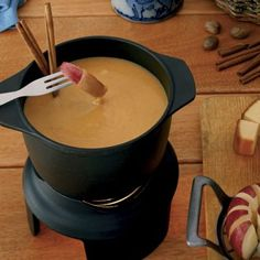 Check out our Cauldron Beer Cheese Fondue recipe. Excellent with some fresh baked pretzles. I added some garlic and bacon just to take it to the next level. Cheddar Cheese Recipes, Smoked Gouda Cheese, Fondue Recipes, Appetizer Recipes, Italian Bread Sticks, Beer Cheese Fondue, Vegetarian Appetizers, Cauldron, Freshly Baked