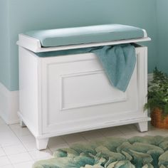 Springfield Storage Bench
