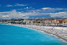 Nice, France...  for the food, beach, and culture.