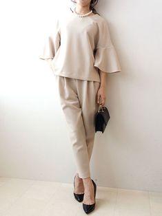 レーヴル(Levre)|DOLLY SEANのシャツ・ブラウスを使ったコーディネート - WEAR Casual Outfits, Fashion Outfits, Kebaya, Dress Codes, Normcore, How To Wear, Clothes, Dresses, Style