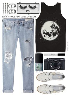 """""""All we got is tonight, that is right till first light"""" by celine-roux-laurent ❤ liked on Polyvore featuring rag & bone/JEAN, INDIE HAIR, ASOS, NARS Cosmetics, philosophy and Pop Beauty"""