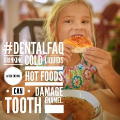 This is surprising but it makes sense. Even though tooth enamel is the hardest substance in the human body it still needs to be protected! - Healthy Smiles Happy Teeth | Santa Fe NM | www.childs2thdr.com