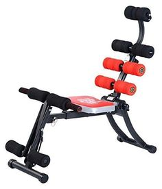 In Flavor New 5 In 1 Multi-functional Twister Rocket Abdominal Trainer Bench Fragrant