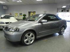 2005 '05 VAUXHALL ASTRA 1.8 BERTONE EXCLUSIVE COUPE £3995 - MotormouthUK
