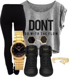 """Hmmm-"" by aaliyahx0 ❤ liked on Polyvore"