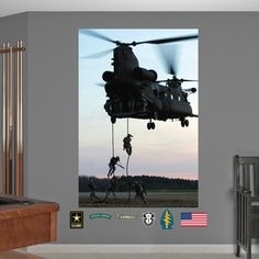 Special Forces Mural Decal Sticker Wall Decal at AllPosters.com
