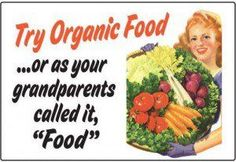 It's easier to go organic than you might think :)
