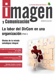 Edición N°19 de la Revista Imagen y Comunicación