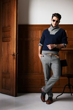 Gant by Michael Bastian | Fall 2013 Menswear Collection | Style.com