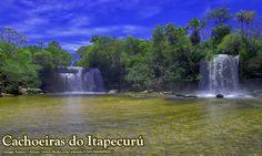 #Cachoeiras do #Itapecurú #Flights #Deals to #Brazil  http://www.esperanzatravel.co.uk/cheap-flights-to-brazil.php