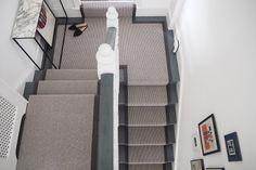 The Frugality: Interiors: Hallway