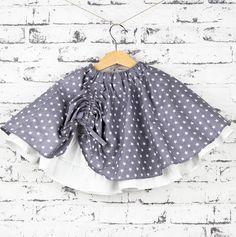 NEUHEITEN : Schnuffis Little Star Rock  #skirt #stars #grey #girl #kids #fashion #skirt #kidswear #kindermode #modadziecieca #kidstyle