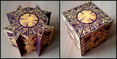 Hellraiser Lemarchand Puzzle Box by Destro2k.deviantart.com on @deviantART