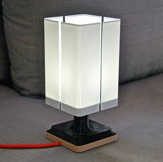Vedi il mio progetto @Behance: \u201c3D Printed - Valeria Lamp 2015\u201d https://www.behance.net/gallery/30982217/3D-Printed-Valeria-Lamp-2015