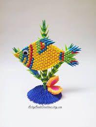 Resultado de imagen para andrea pedraza origami 3d
