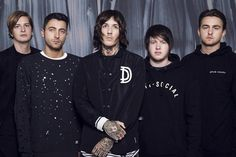 "Bring Me The Horizon Announce ""The American Nightmare"" Headlining Tour"