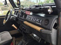 Paracord use Suzuki samurai Samurai, Landi Jeep, Tactical Truck, Jimny Suzuki, Suzuki Cars, Offroader, Grand Vitara, Nissan Patrol, Jeep Accessories