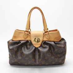 Louis Vuitton Boetie PM  Monogram Shoulder bags Brown Canvas M45715