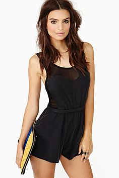 ★ NASTY GAL : rebel heart romper Check out the Nasty Gal Sale here! sale here! http://rstyle.me/~Og3z