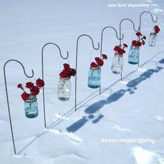 mason jar wedding flowers 34
