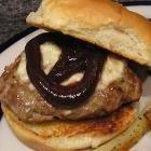 BBQ Mozzarella Burgers @ mantestedrecipes.com