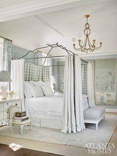 Bedroom That Inspire! | Beds | White Beds Dresser | Side Tables | Lighting | Chairs | Flowers | Art | Minimalism | Twin Beds | Wood Floors | House | Home | Interiors | Interior Design | Interior Designer | Costa Mesa | Newport Beach | Orange County | California | Design Beautifully! | www.interiordesignbytiffany.com