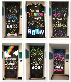 Snag my Door Decoration Bundle at off! Summer, Back to School, Positive Mindset, Holidays, and Subject doors to come Back To School Bulletin Boards, Classroom Bulletin Boards, Classroom Setting, Classroom Design, School Classroom, Classroom Themes, Classroom Organization, Future Classroom, Classroom Door Quotes