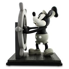 Mickey Mouse ''Steamboat Willie'' Figure
