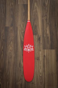 We created a special painted canoe paddle to celebrate Canada's Birthday. Happy Birthday Canada, Canoe Paddles, Canada 150, Wood Boats, Canoes, Surfboard, House Ideas, Camping, Handmade