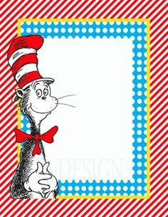 Cat-n-the Hat stationary
