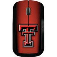 Texas Tech Red Raiders Wireless USB Mouse NCAA