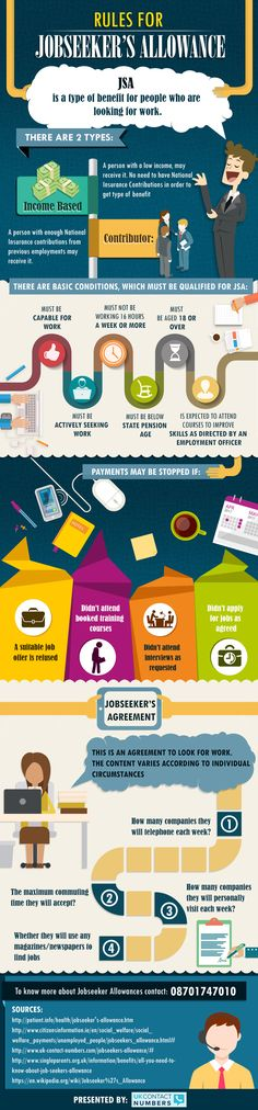 Everything You Need To Know About #JSA – #Infographic