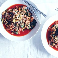 RECIPE : jenny's dinner special   my new obsession