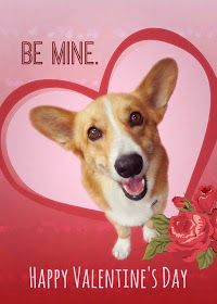 Happy Valentines Day | Corgi Valentines | Pinterest | Valentineu0027s Day,  Valentines Day And Happy