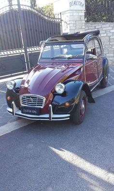 Auto Motor, Motor Car, 2cv Dolly, 2cv6, Anne Frank, Small Cars, Fiat 500, Amazing Cars, Car Parts