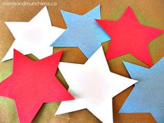 Memorial Day and 4th of July Activities For Kids