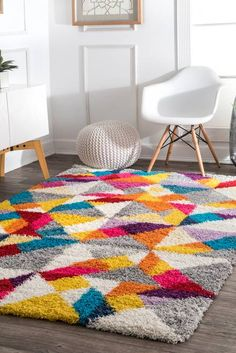 Find nuLOOM Deedee Mosaic Shag Rug, 3 x 6 , Multi online. Shop the latest collection of nuLOOM Deedee Mosaic Shag Rug, 3 x 6 , Multi from the popular stores - all in one Area Rug Sizes, Area Rugs, Room Rugs, Shaggy Rug, Rectangular Rugs, Rugs Usa, Modern Carpet, Online Home Decor Stores, Carpet Runner